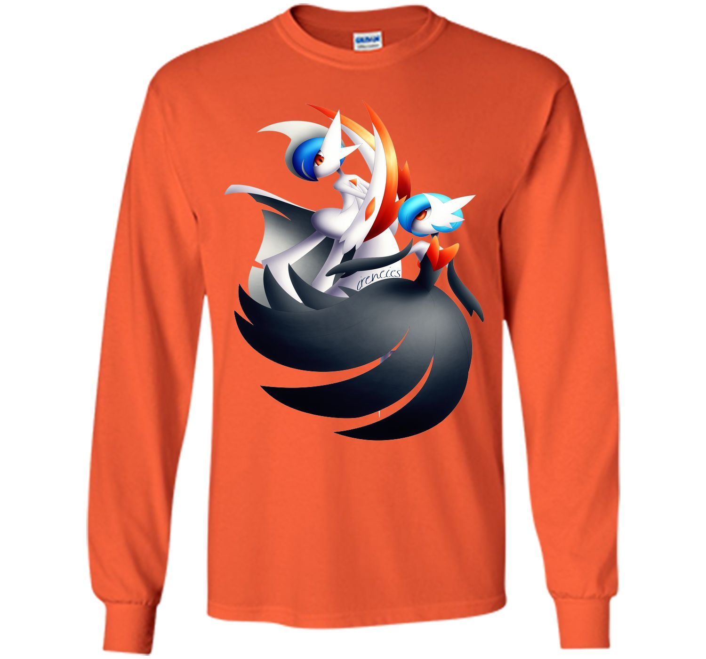 [V.2] MGallade & MGardevoir Shiny T-Shirt