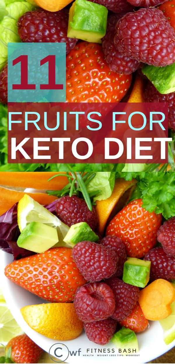 11 Fruits can you Eat Safely in a Ketogenic Diet (With