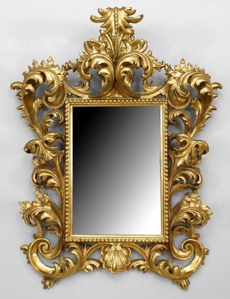 espejo 1800 ingles. | Muebles/decoración | Pinterest | Espejo ...