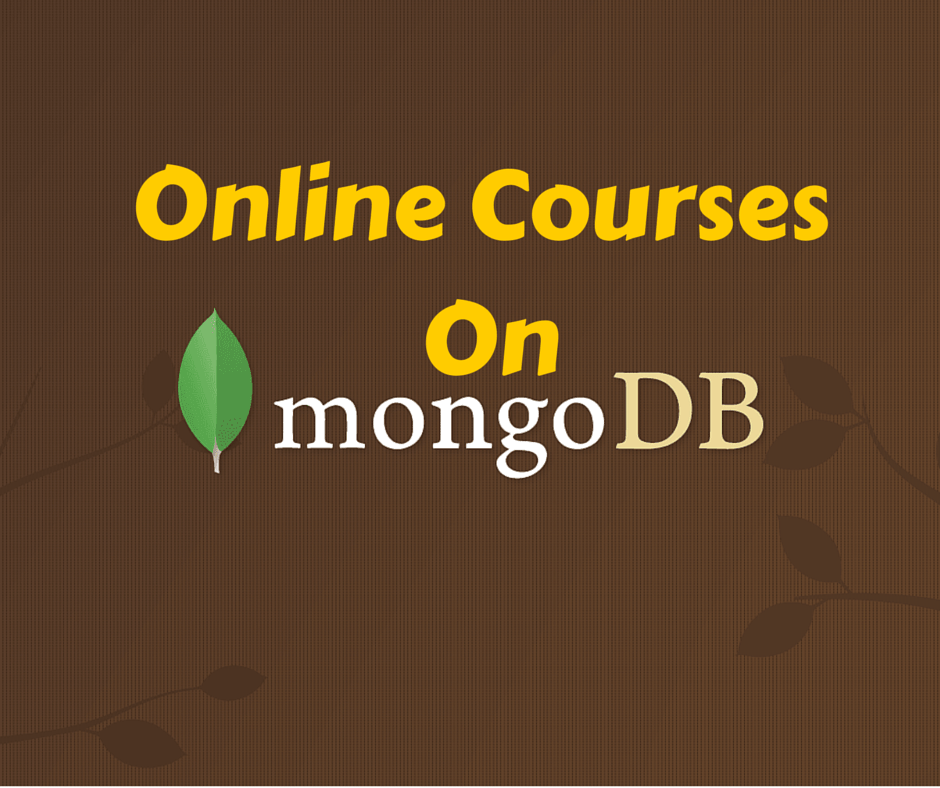 Mongodb free online course