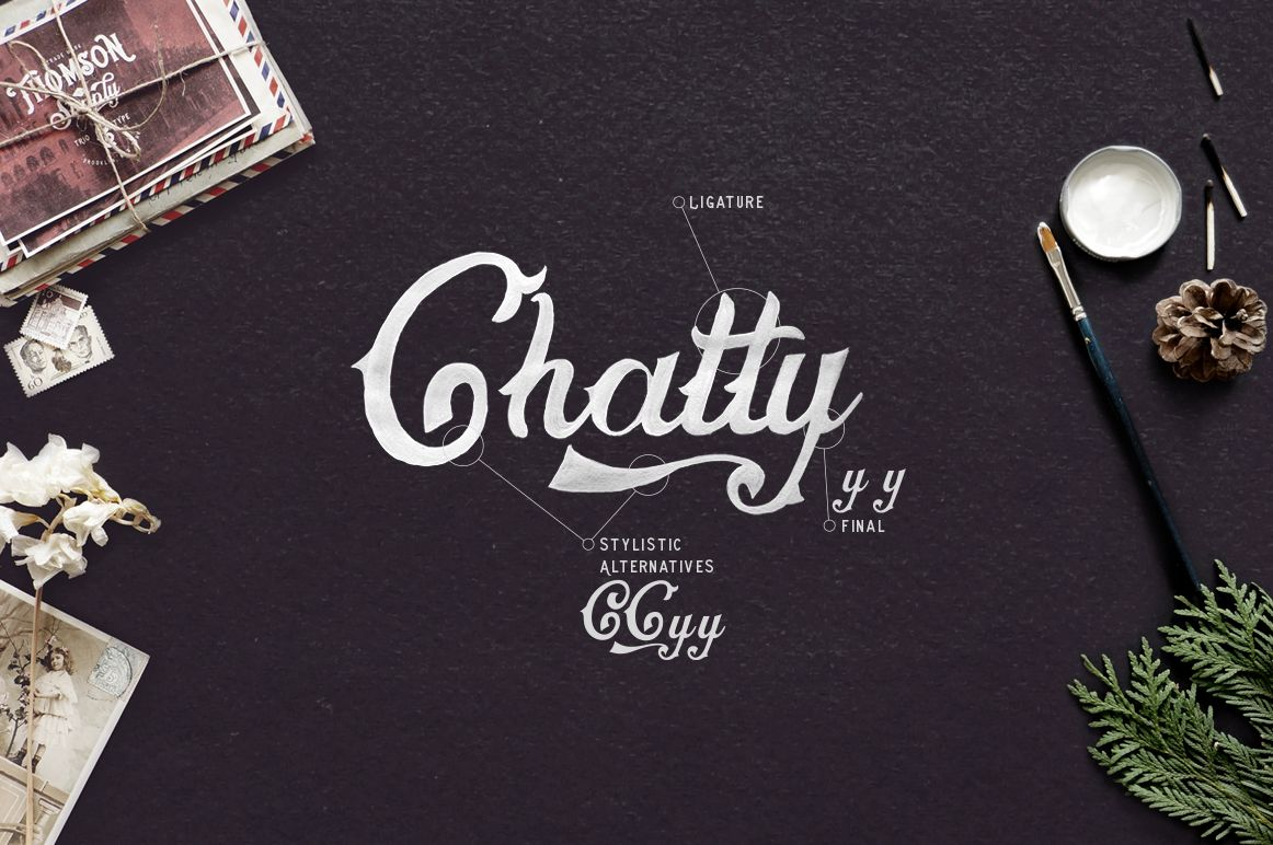 Brooks Brothers Typeface by Liviu on creativemarket