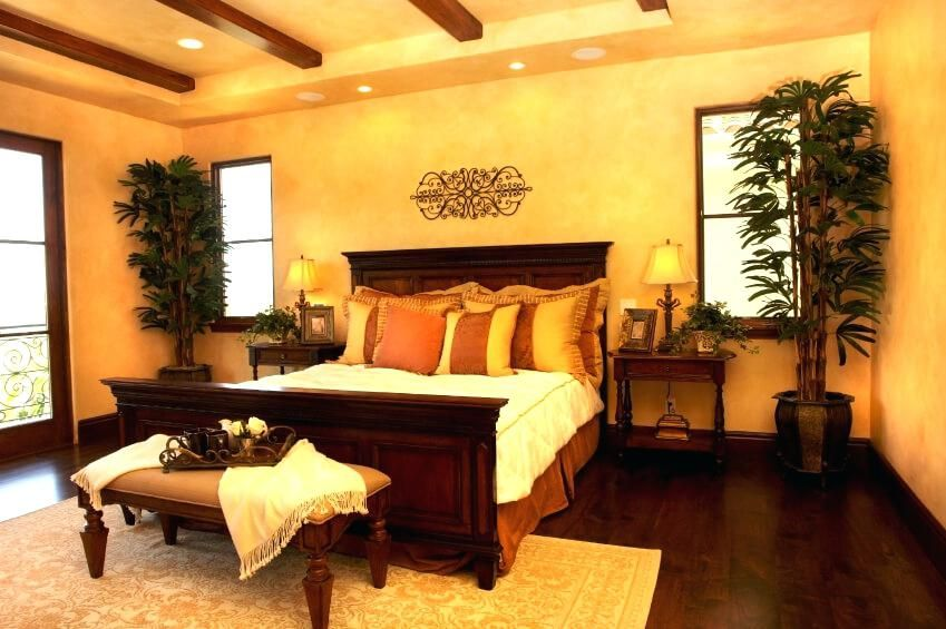 Image Result For Modern Tuscan Bedroom Tuscan Bedroom