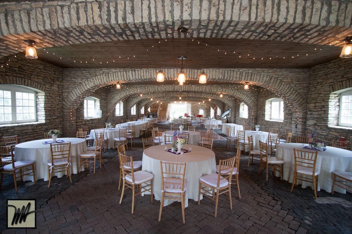 wedding reception restaurants mn%0A Reception dinner set up    Mayowood Stone Barn