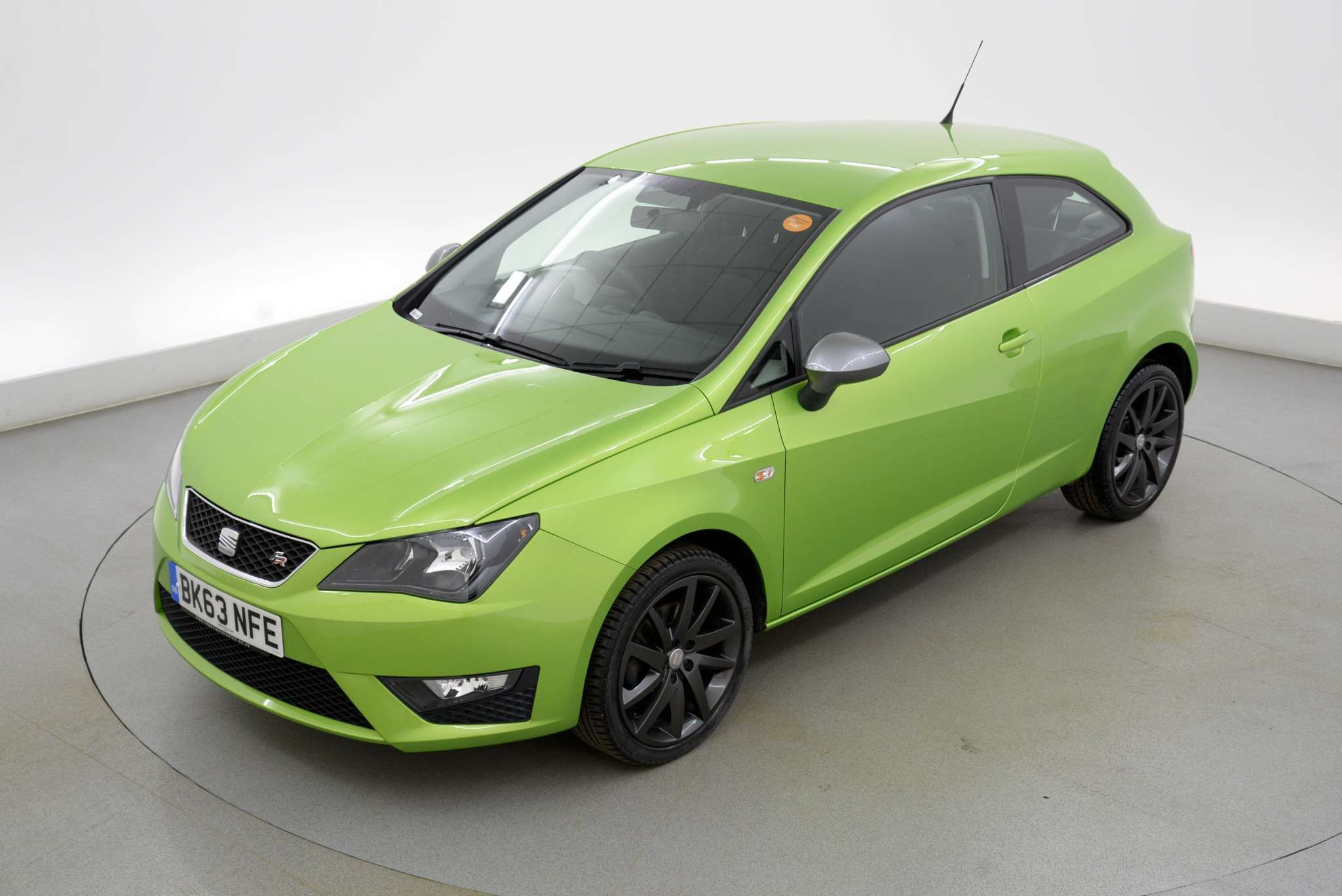 Used Seat Ibiza 1 6 Tdi Cr Fr 3dr For Sale In Southampton Imperial Ibiza Hot Hatch Seating