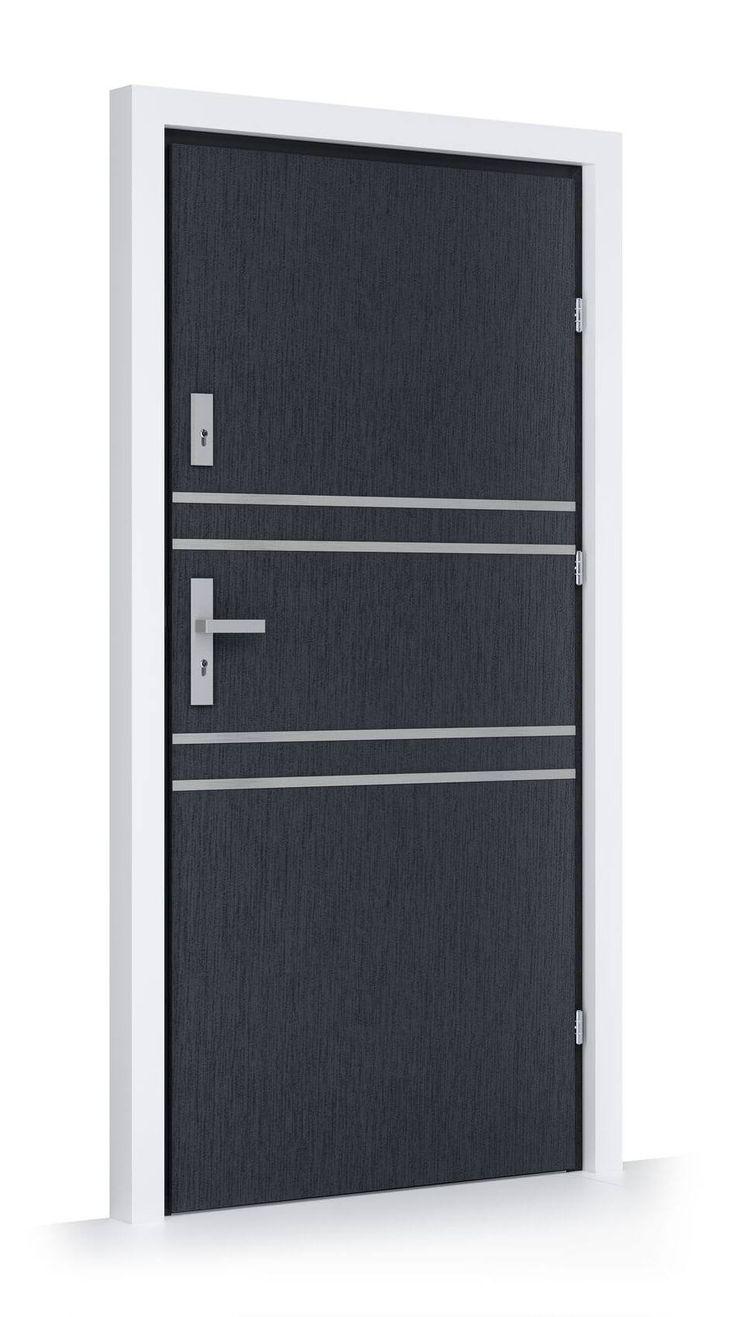 Iporti – steel external door. Model 0P-0-A5.- Iporti – …