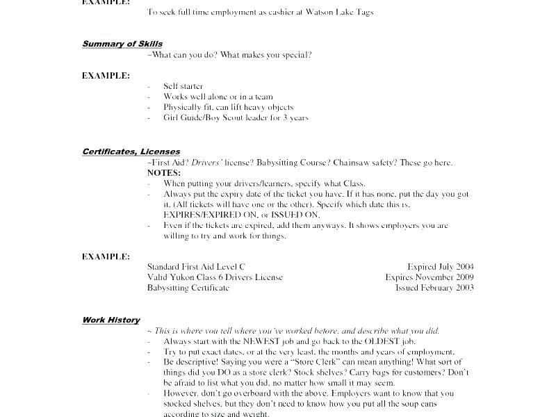 example of cashier resume sample resume for a cashier this