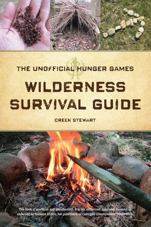 Put the Odds in Your Favor!    Train like a Tribute before you enter the Arena using this wilderness survivalguide--you don't have to live in Panem to put these survival skills to use.Experience the adventure of life in District 12 by learning and practicing thesurvival skills used by Katniss, Peeta, Gale and their friends.    Some of the survival skills you'll learn:    • Building temporary shelters to protect from rain, cold, wind and sun.  • Finding and purifying water--even when there are no