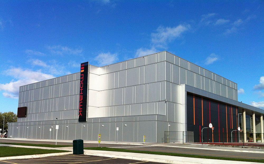 Mohawk College, Hamilton, ON - Ideal Roofing Co. Ltd.