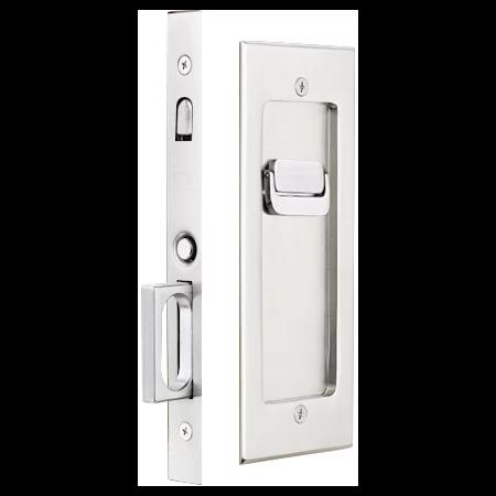 Emtek 2115 Emtek Pocket Doors Mortise Lock