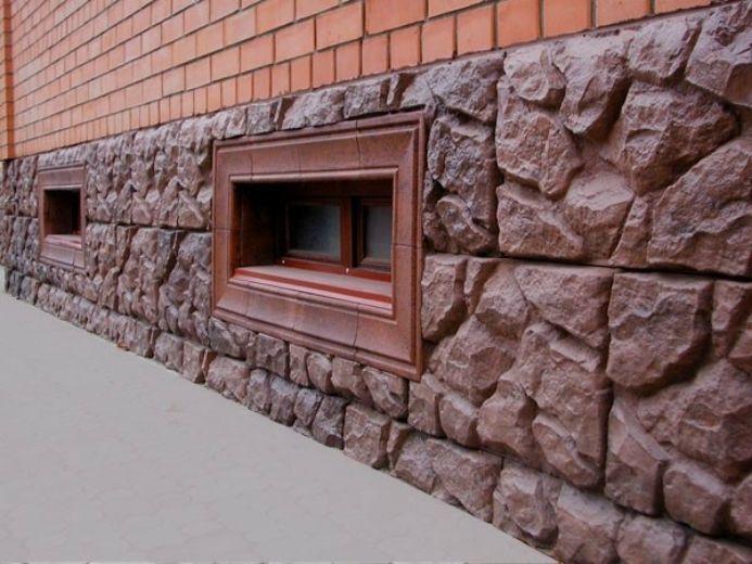 Moldes de plástico para el Hormigón de Yeso Pared de Piedra Baldosas - paredes de cemento