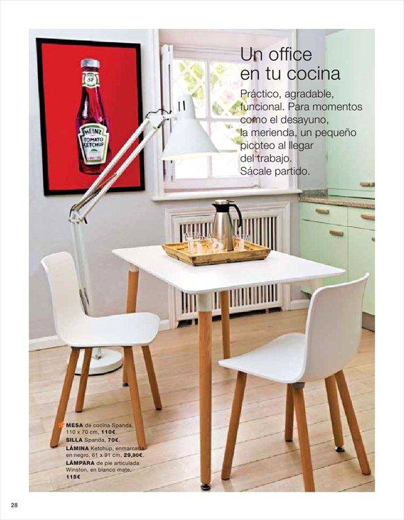 Decoración 2014 cocinas El Corte Inglés - http://ini.es/1ibXGyS ...