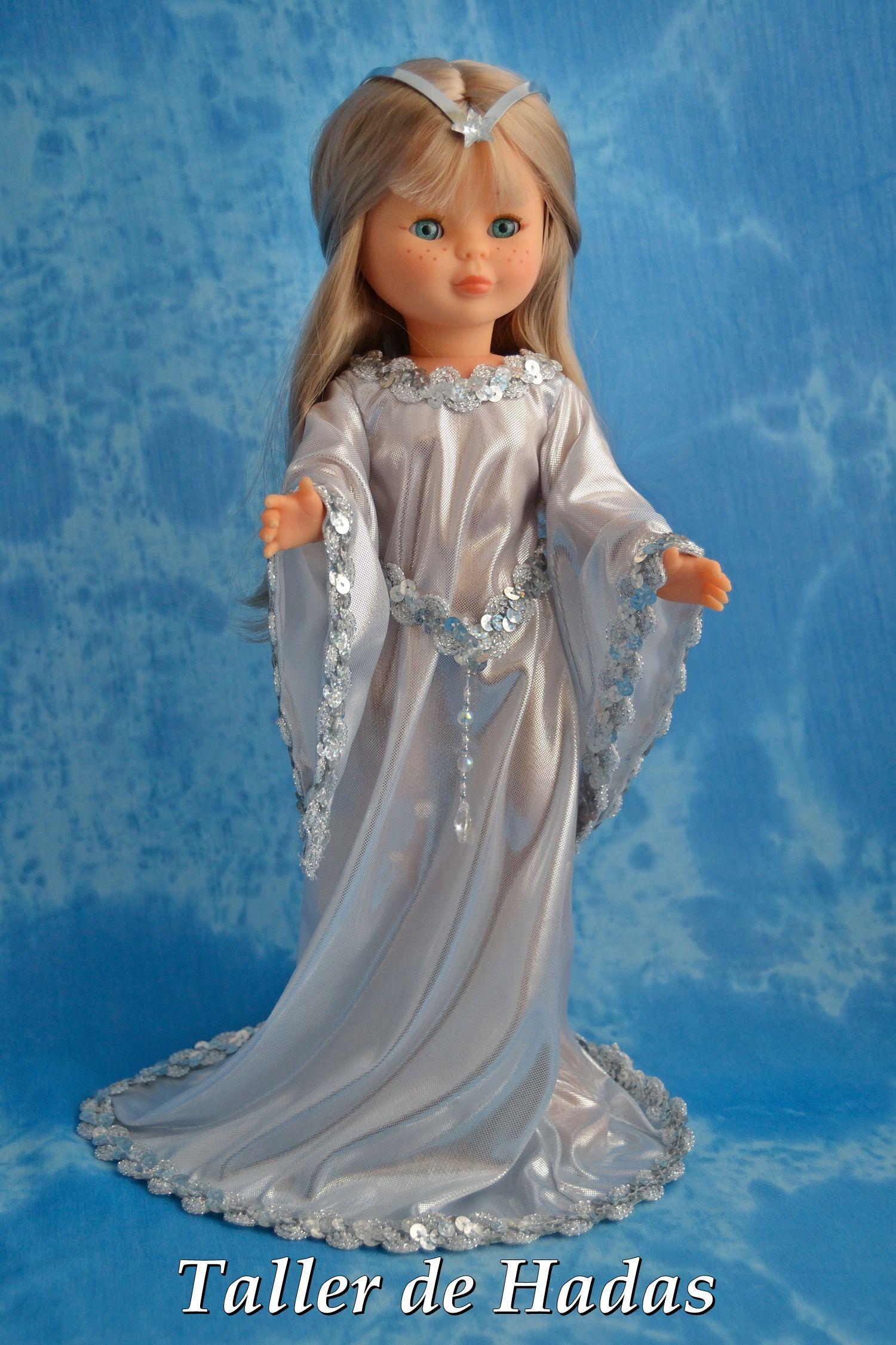 Galadriel Helada Invernal. Doll Fashion Nancy Diy Dolls