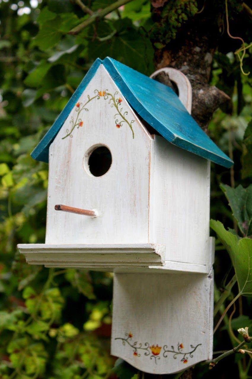 Almac n del espacio inmaterial casas para p jaros bird house pinterest casas para - Casita para pajaros ...
