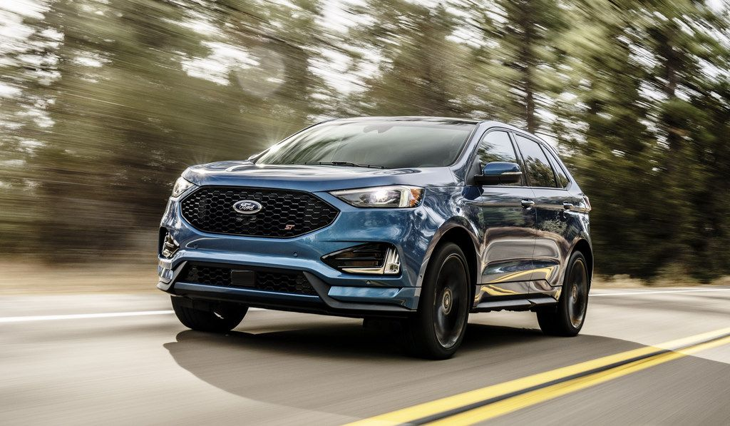 2019 Ford Edge ST Ford suv, Ford edge, Cheap sports cars