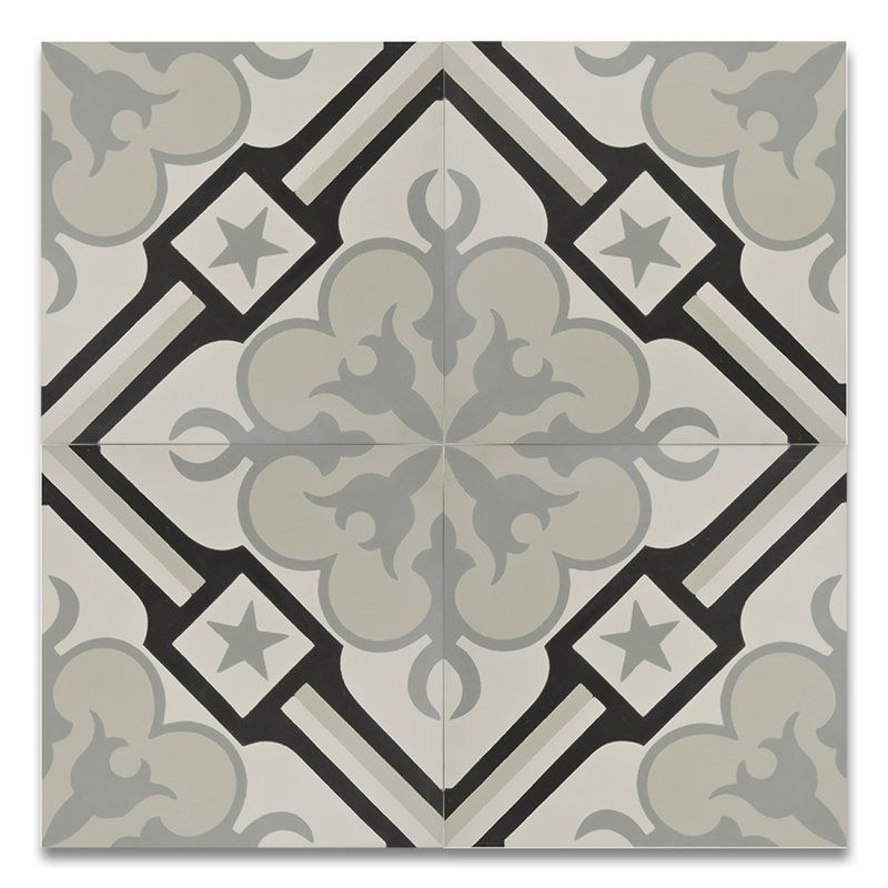 Chala Handmade 8 X 8 Cement Field Tile Cement Tile Cement Handmade
