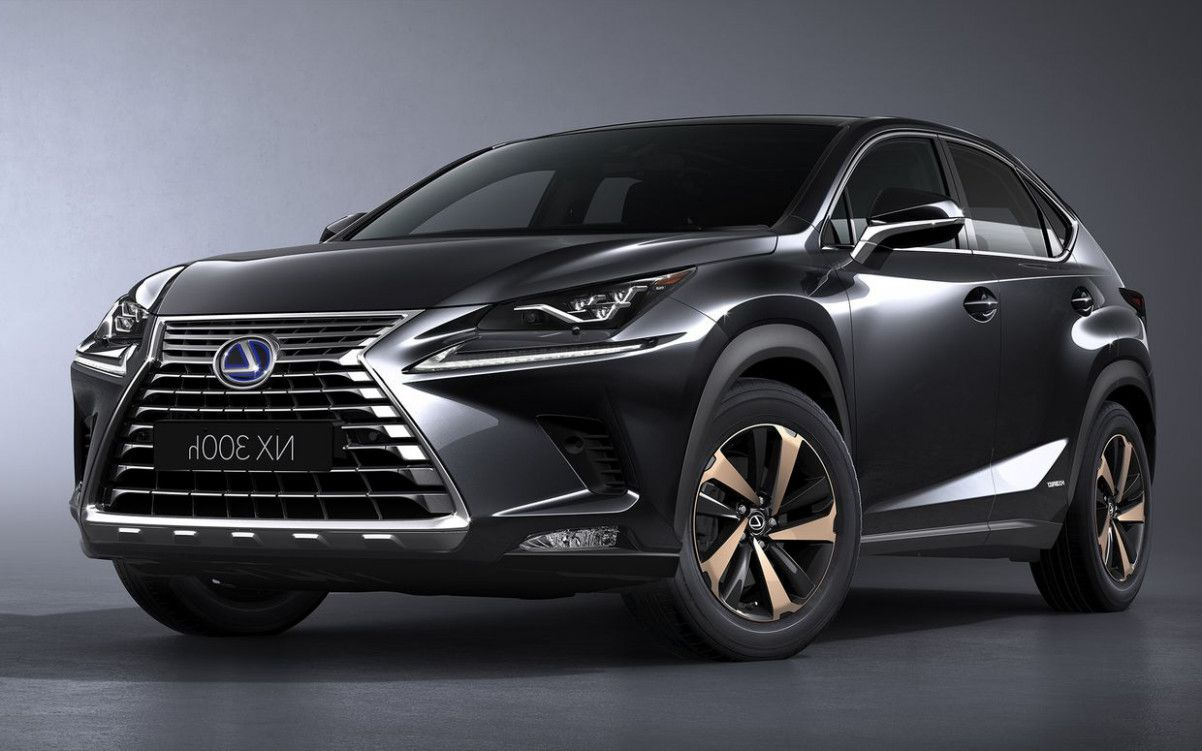 This Is How Lexus Nx New Model 2020 Will Look Like In 10 Years Time