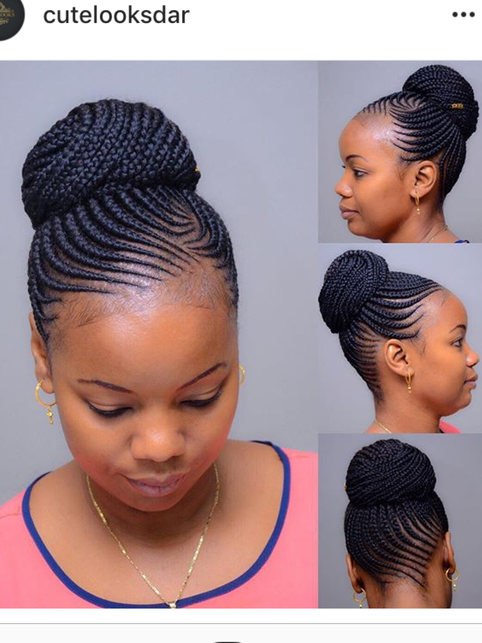 Hairdo African Braids Hairstyles Braided Hairstyles Updo Cornrow Hairstyles