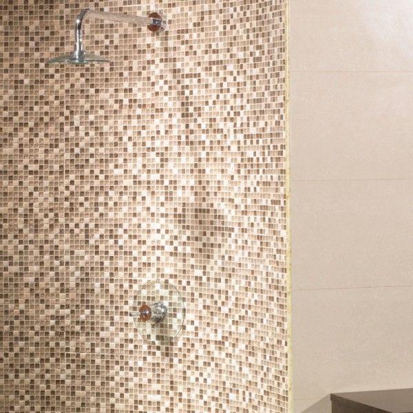 Photo of Lagos Duna Beige Mosaikfliesen