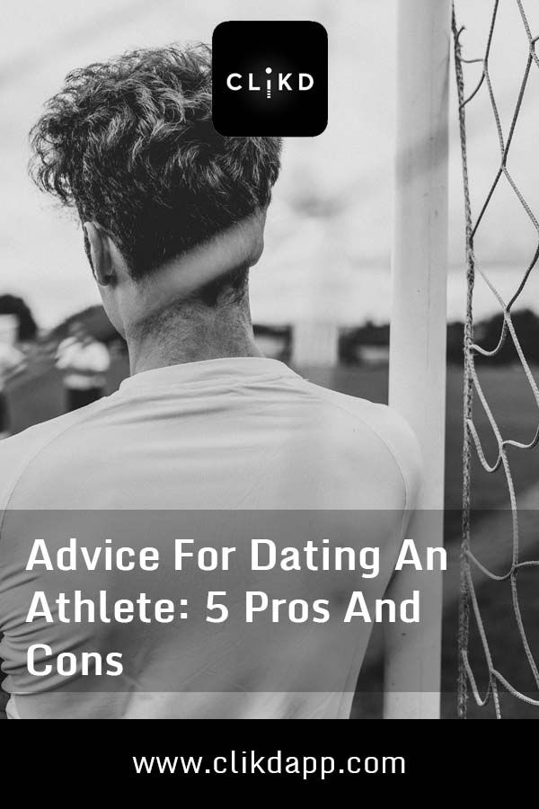 tips to dating an athlete