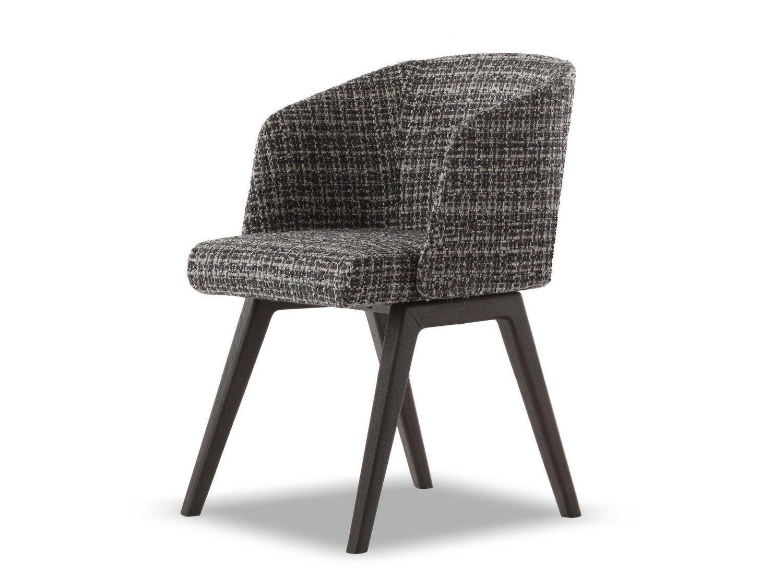 Chair CREED LITTLE ARMCHAIR   Minotti
