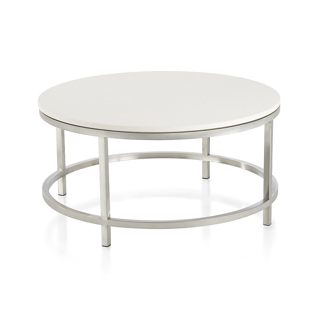 Era Limestone Round Coffee Table Reviews Crate And Barrel Coffee Table Coffee Table Crate And Barrel Round Coffee Table [ 1050 x 1050 Pixel ]