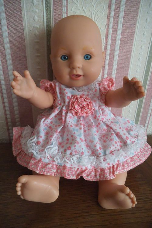 tuto gratuit poupée: petite culotte - Chez Laramicelle #oyuncakbebekelbiseleri