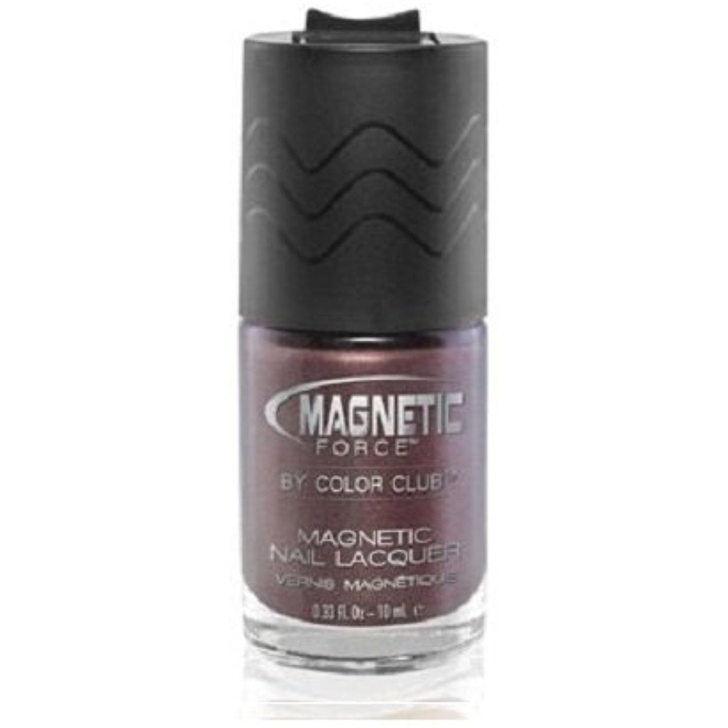 Magnetic Force Magnetic Nail Lacquer - Magnetic Force AMF01 0.33 Oz ...