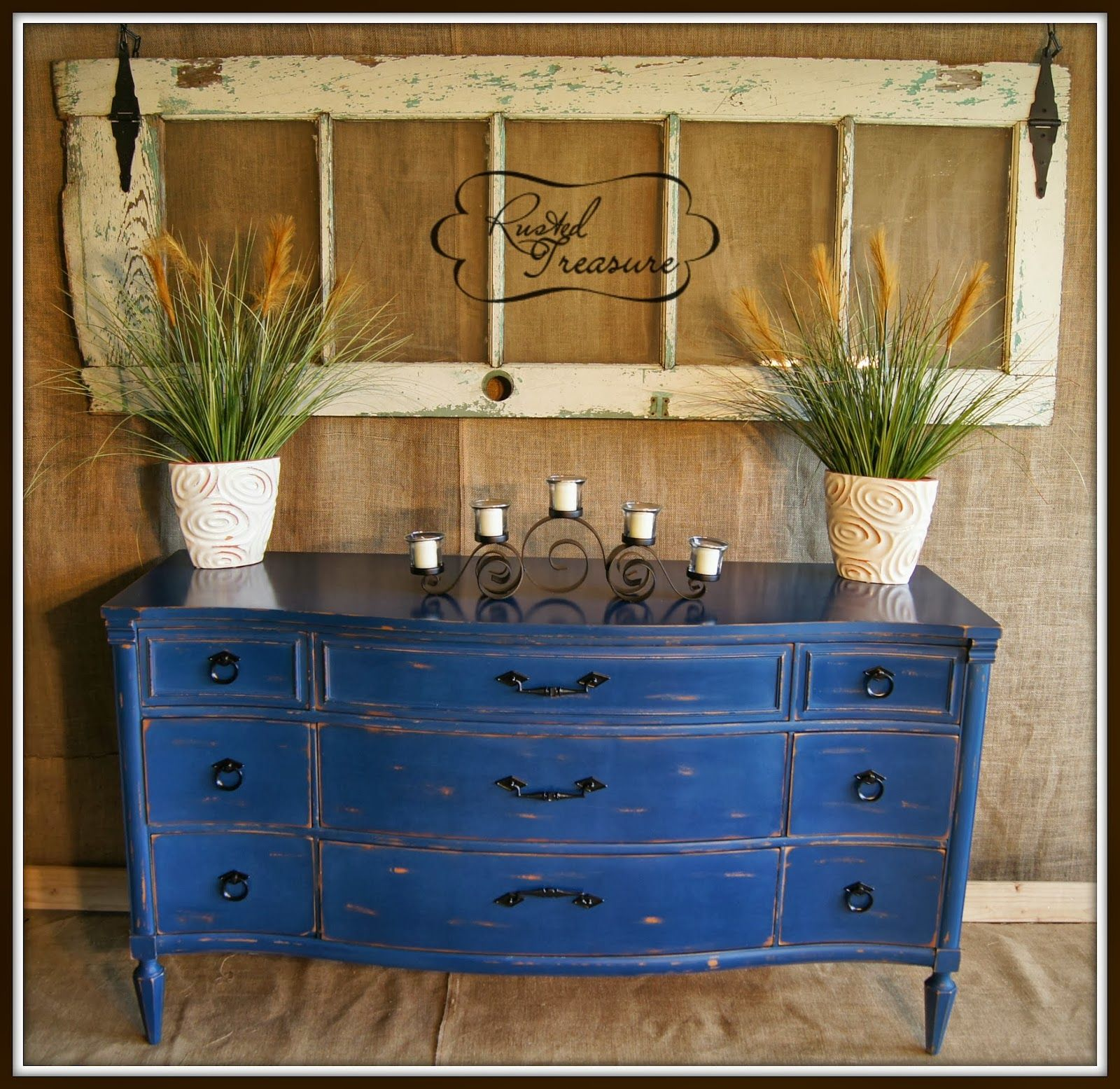 distressed blue furniture. Decorating Distressed Blue Furniture E