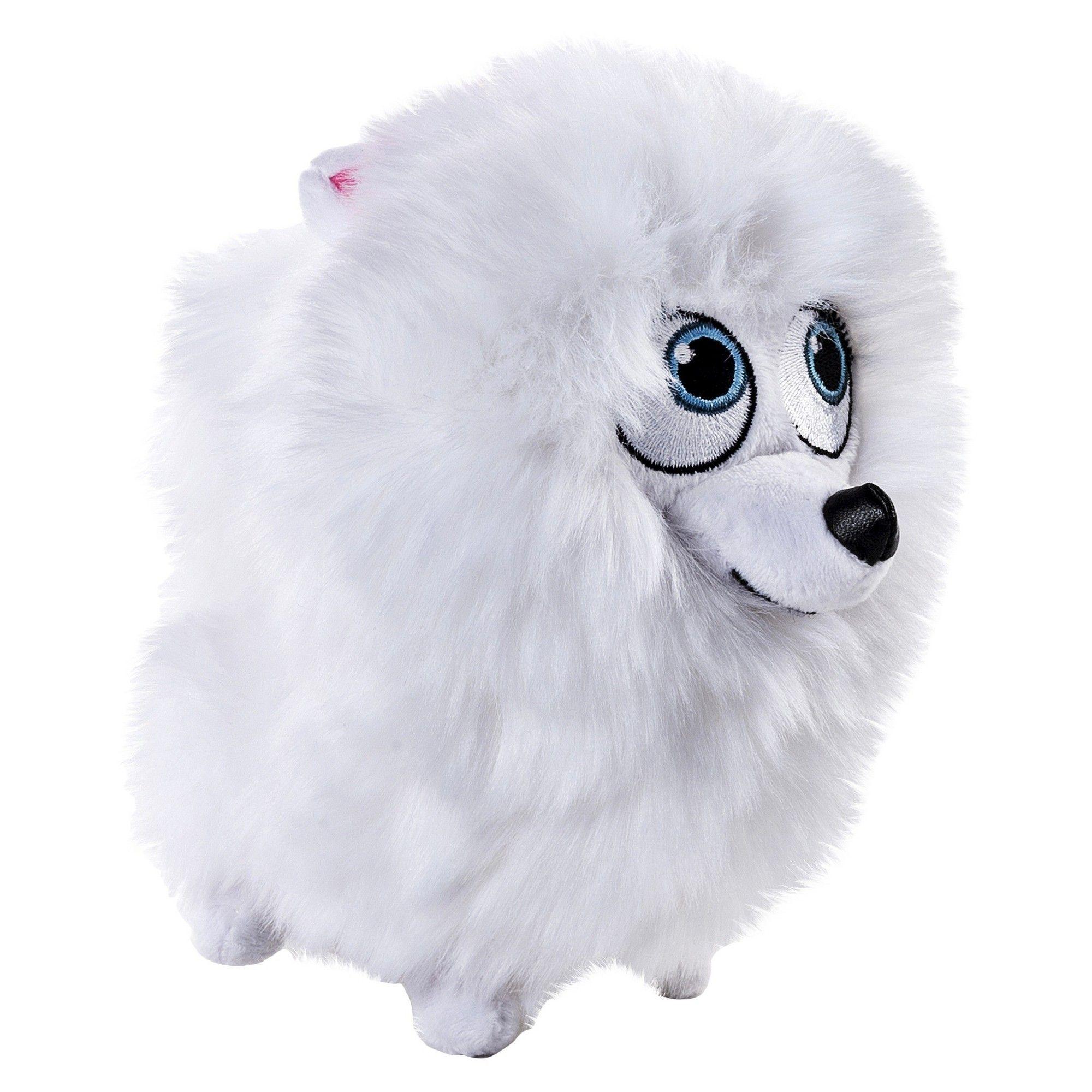 The Secret Life Of Pets 6 Gidget Plush Buddy Secret Life Of Pets Cute Stuffed Animals Pets