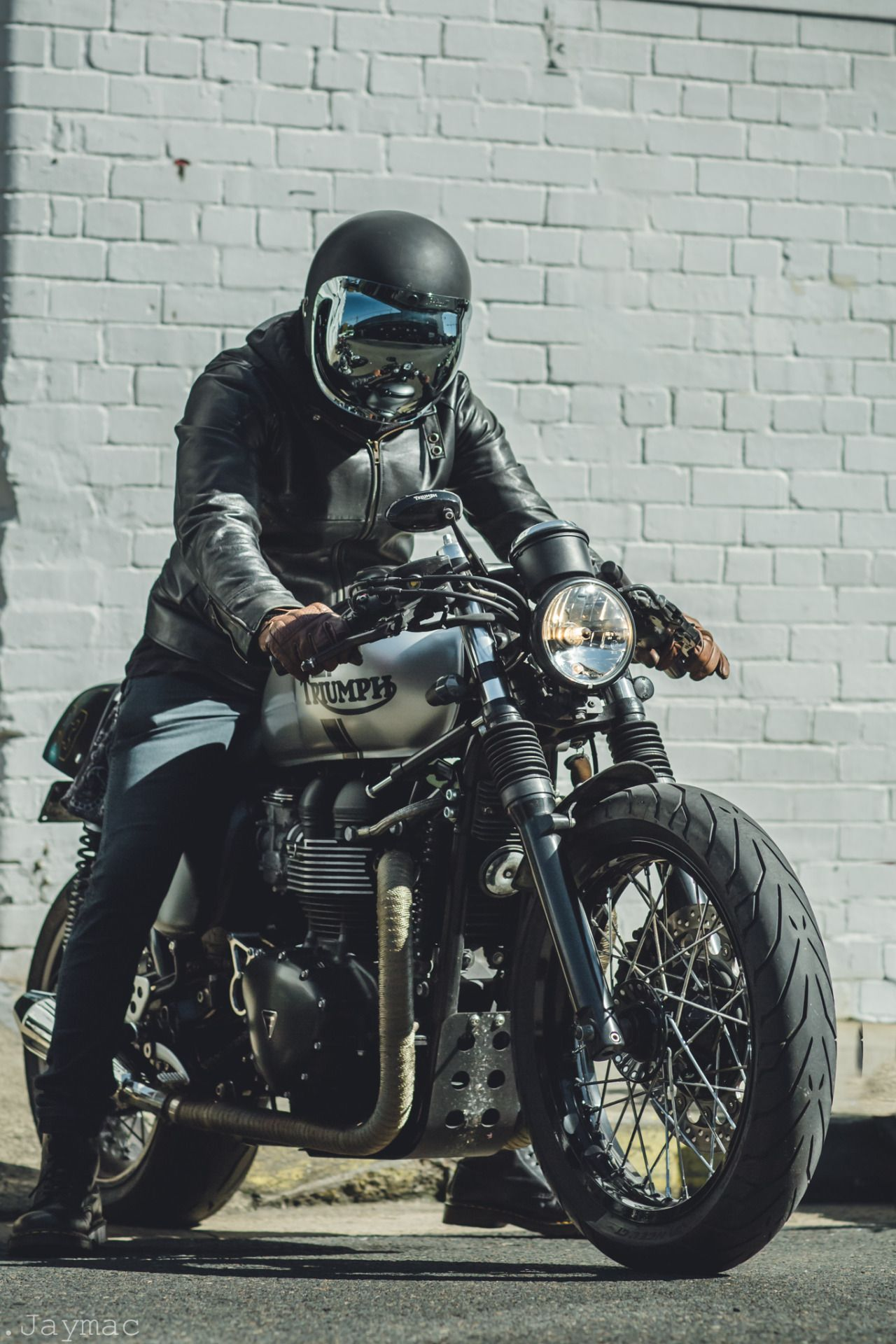 Habermann & Sons Classic Motorcycle Clothiers : Photo ...
