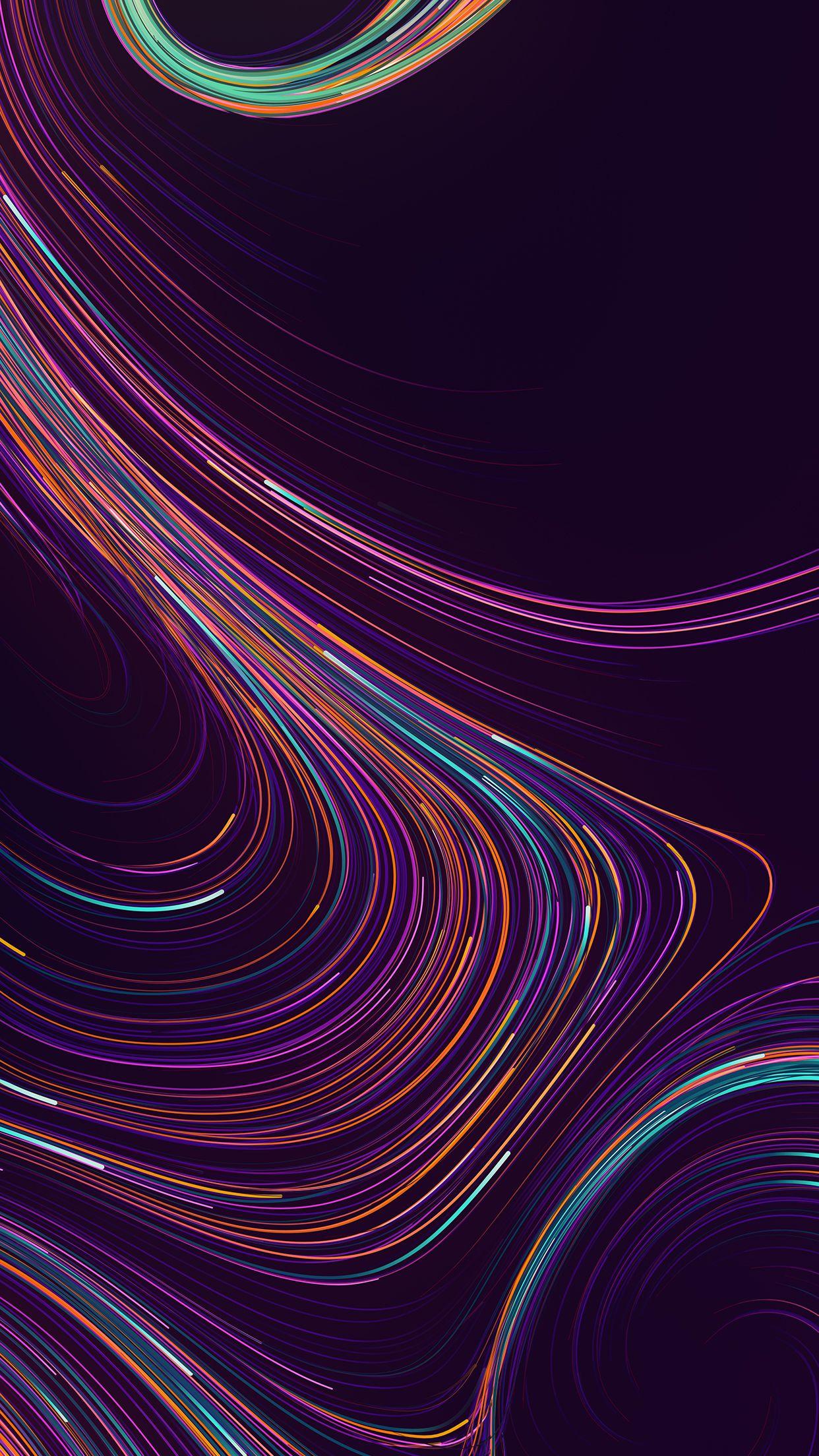 Strange Swirls Oc 1242x2208 Bonus Sizes In Comments Phone Wallpaper Iphone Homescreen Wallpaper Colorful Wallpaper