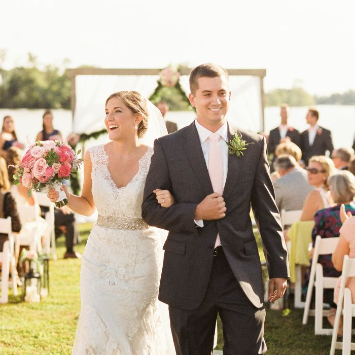 Modern Wedding Ceremony Songs: 30 Modern Processional Songs That Cue All The Tears