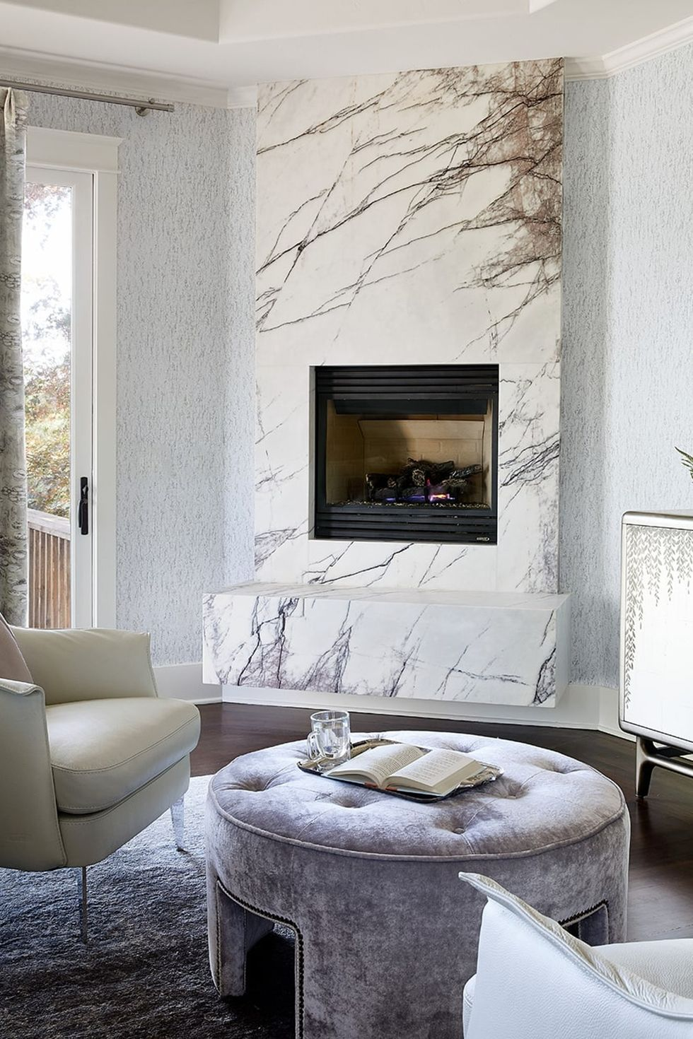 Tiles Design For Living Room Wall: Striking Fireplace Design Ideas To Take Your Home To The