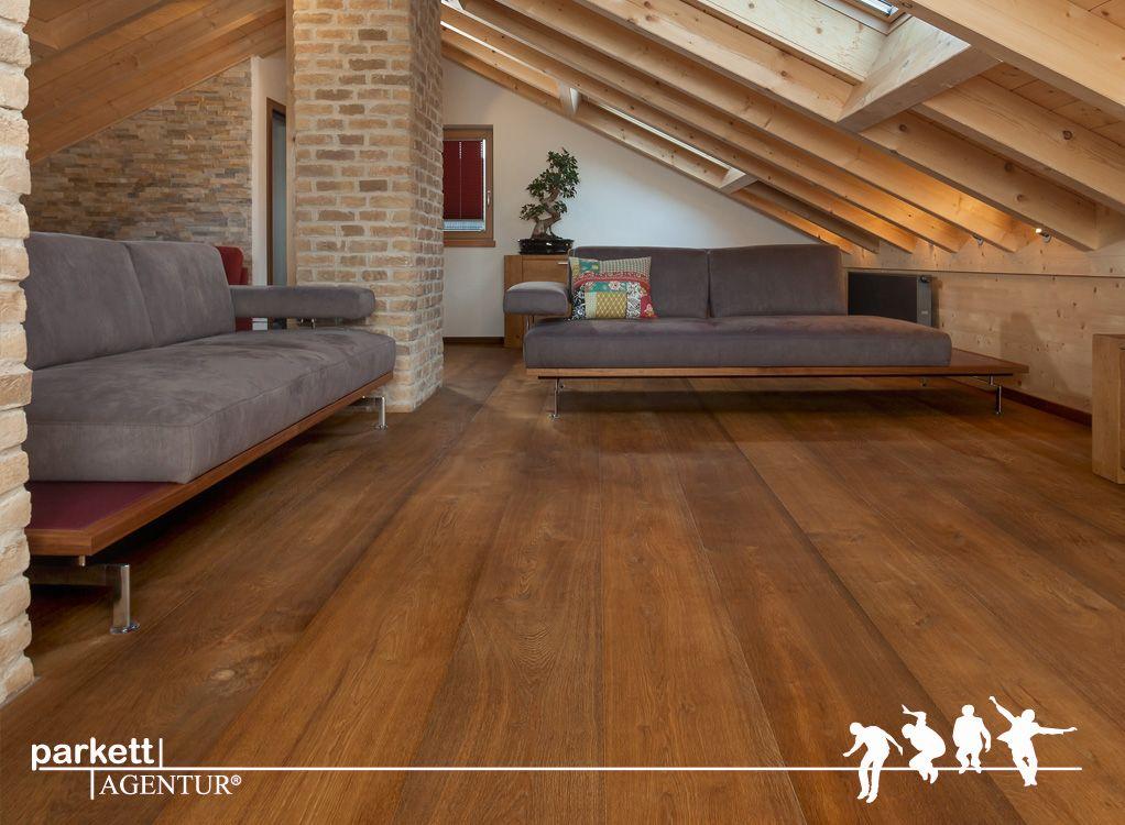 chaletdiele #woodfloor #echtholz #parkett #holz Home Design - Parkett In Der Küche
