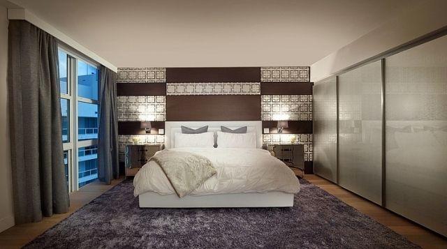 107 idées de déco murale et aménagement chambre à coucher Searching