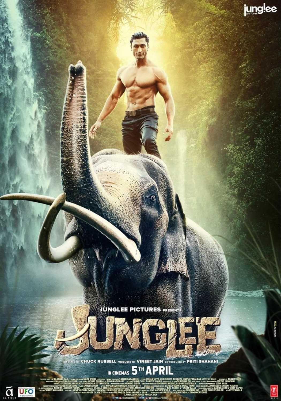 Junglee (2019) Hindi Movie Full HD Free Download Full