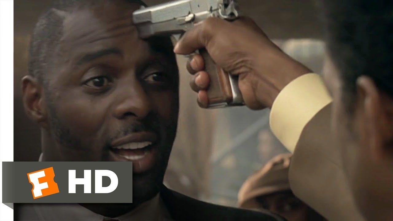 American gangster movie clip somebody or nobody 2007