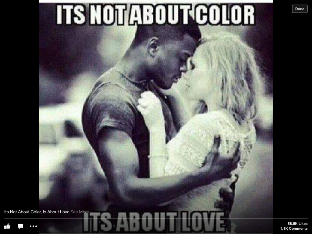 Advantages of being in a interracial marriages