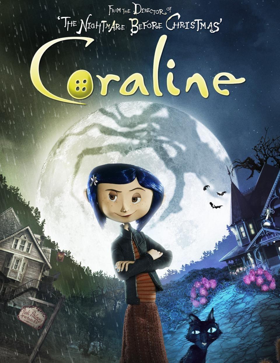 Coraline(6/2/14)☆☆☆½