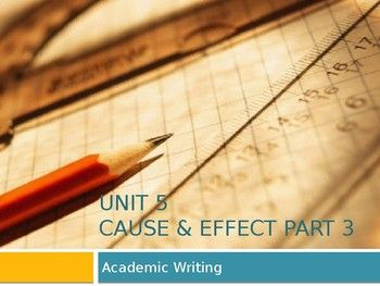 Poverty Essay Thesis This Is The Third Lesson In A Series Of Four Lessons On The Cause And Effect  Essay It Focuses On Helping Students Develop A Cause And Effect Essay That   Science Essay Questions also How To Write A Business Essay Academic Writing The Cause  Effect Essay Part   Teaching Writing  Essay Topics For High School English