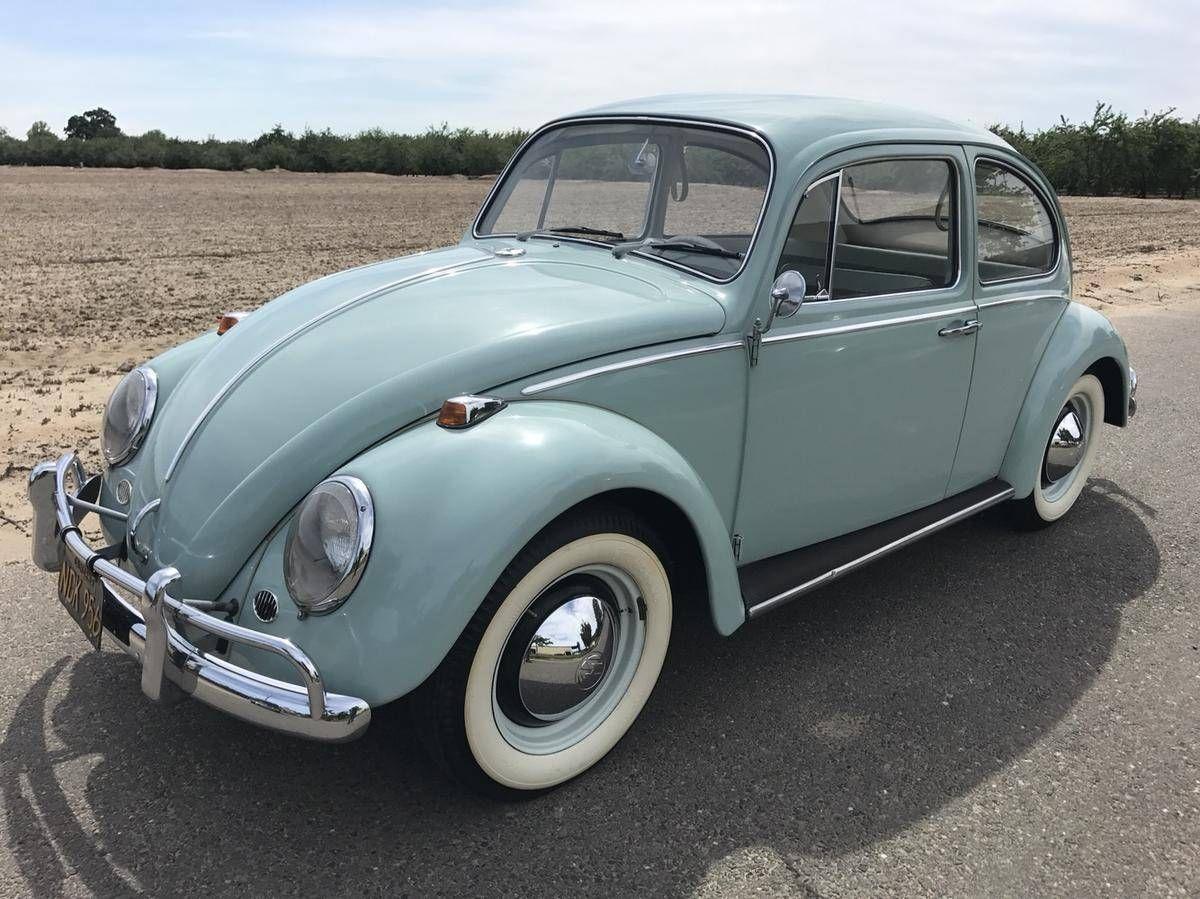 1965 Volkswagen Beetle For Sale 1943956 Hemmings Motor News Vw Beetle Classic Volkswagen Beetle Volkswagen