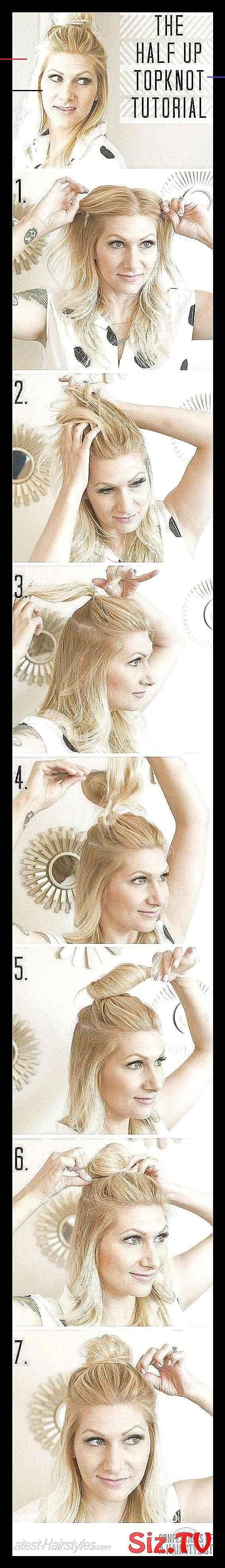 Photo of Erstaunliche halb hoch halb runter Frisuren für langes Haar #Amazing #blonde #bride #brid …