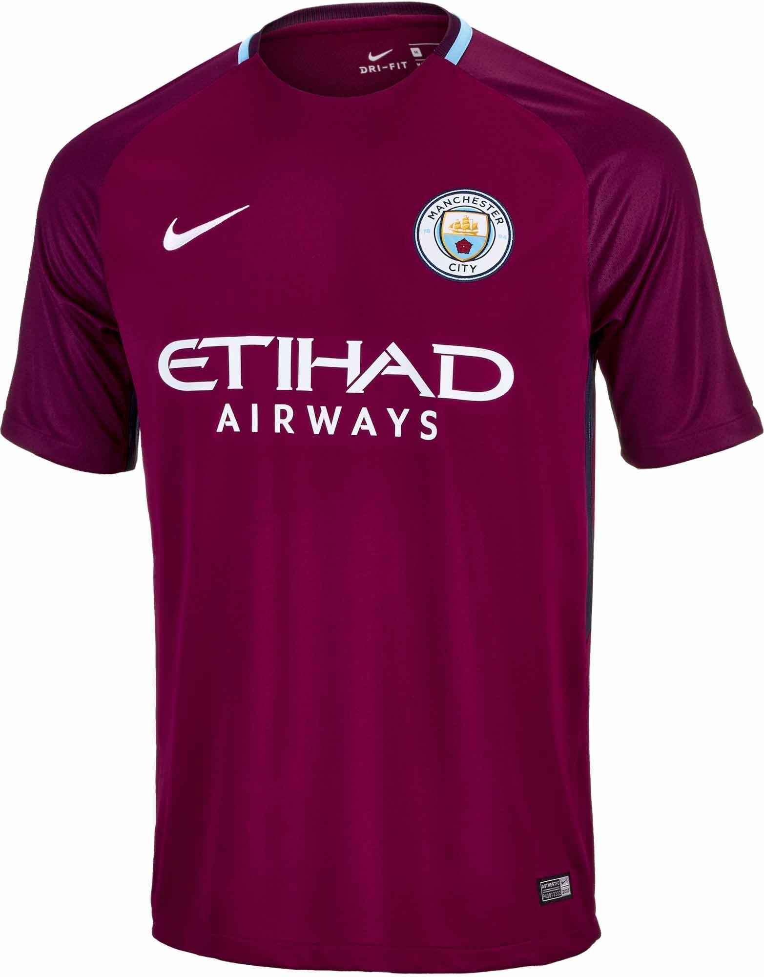 Man City Away kit 17 18  95202d808