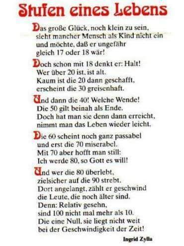 Pin Von Sonya Karina Metzger Auf Spruche Geburtstag Gedicht