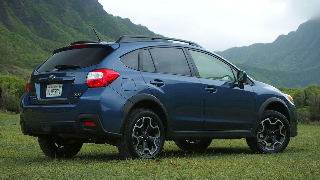 Subaru Crosstrek In Blue Subaru Crosstrek Subaru Subaru Impreza