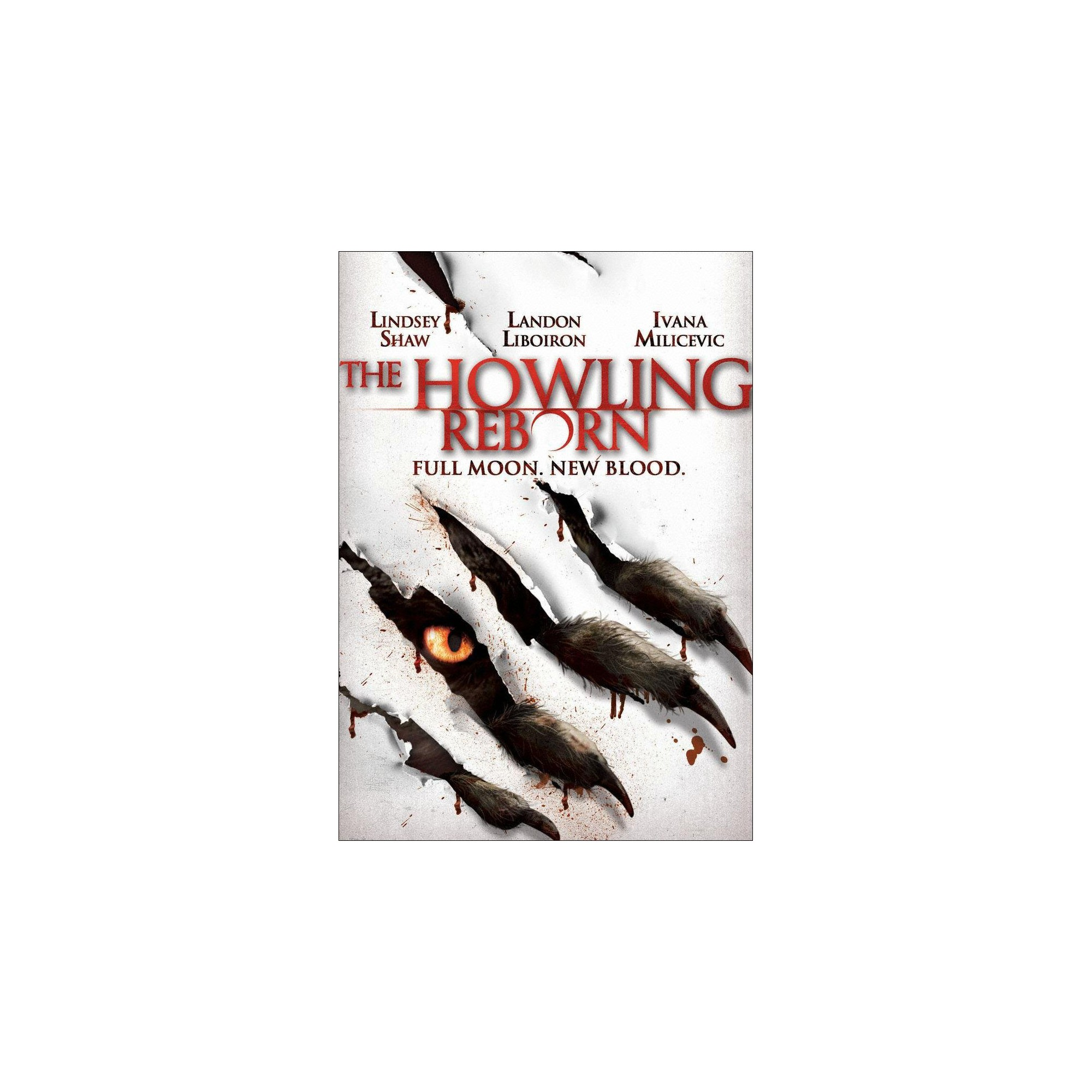 The Howling Reborn The howling, Blu ray