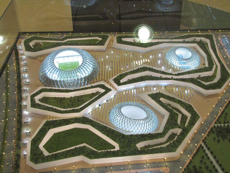 Al Wakrah World Cup Stadium In Qatar By Zaha Hadid Architects Video Zaha Hadid Zaha Zaha Hadid Architects
