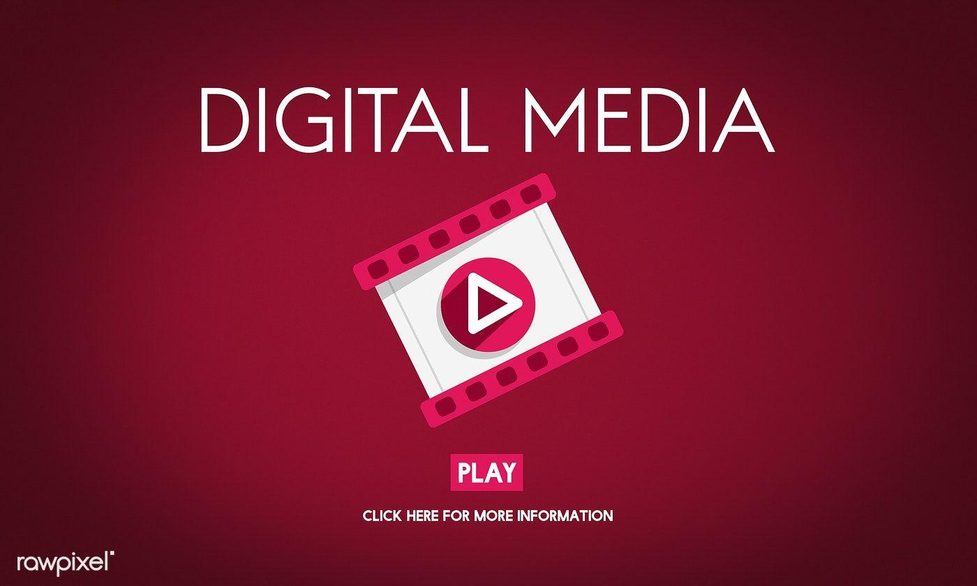 Download Premium Image Of Digital Media Entertainment Technology