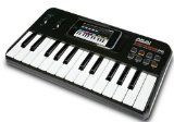 Akai SYNTHSTATION25 25-Key Keyboard Controller For Iphone And Ipod Touch