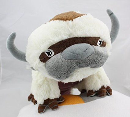 The Last Airbender 20 Inch Appa Avatar Plush Doll Toy